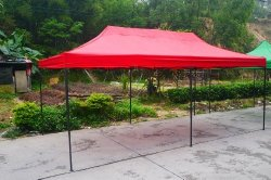 American Phoenix Canopy Tent 10x20 foot Red Party Tent Gazebo Canopy Commercial Fair Shelter Car Shelter Wedding Party Easy Pop Up - Red.jpg