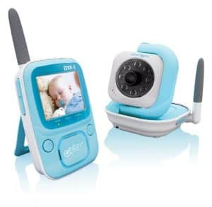 Infant Optics DXR-5 Portable Video Baby Monitor