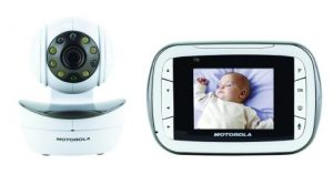 Motorola Digital Video Baby Monitor with 2.8 Inch Color Screen and Infrared Night Vision
