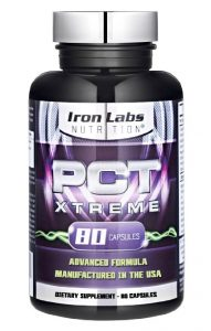 PCT XTREME Advanced Formula Dietary Supplement 80 Capsules